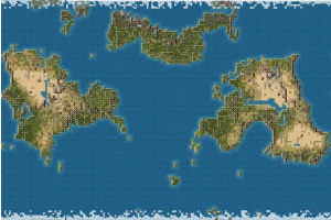 Civ 4 Earth Map.Totestra Civ4 Map Script